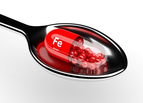 So why does my iron supplements give me constipation?