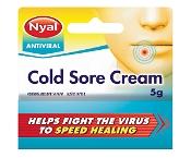 Nyal Antiviral Cold Sore Cream 5g