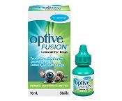 Optive Fusion Lubricant Eye Drops 10ml