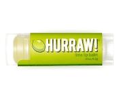 Hurraw Lime Lip Balm 4.3g