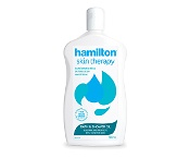 Hamilton Skin Therapy Bath & Shower Oil 500ml