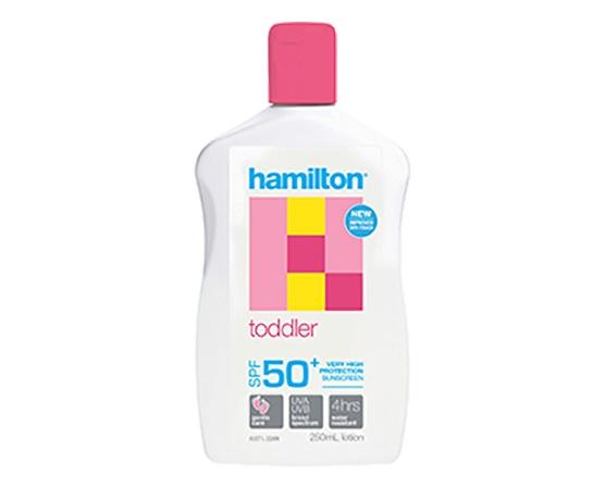 Hamilton Sun Baby & Toddler Lotion SPF50 250ml