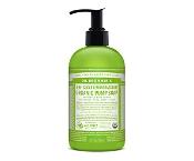 Dr Bronners Organic Pump Soap Lemongrass Lime 355ml