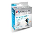 Thermoskin Walk On Plantar FXT Compression Ankle Socks Large