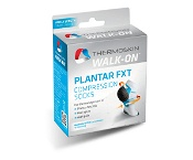 Thermoskin Walk On Plantar FXT Compression Ankle Socks Small