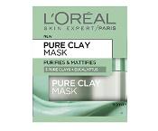 L'Oreal Pure Clay Mask Purify + Mattify Eucalyptus 50ml