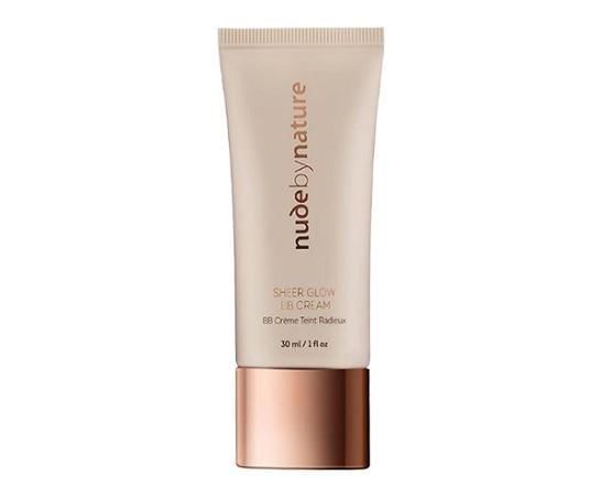 Nude by Nature Sheer Glow BB Cream 30ml 04 Natural Tan