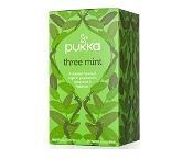 Pukka Three Mint Tea Bags 20 Pack