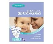 Lansinoh Breast Milk Storage Bags 25 Pack