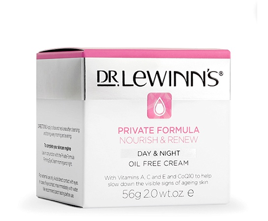 Dr Lewinns Private Formula Oil Free Day & Night Cream 56g