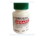 Megafol 5mg 100 Tablets