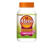 Metamucil Fibre Supplement 100 Fibrecaps