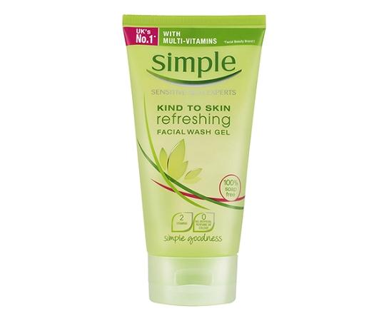 Simple Facial Wash Refreshing 50ml