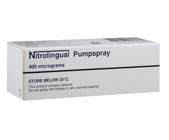 NITROLINGUAL PUMP SPRAY S3