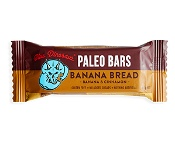 Blue Dinosaur Paleo Bar Banana Bread 45g