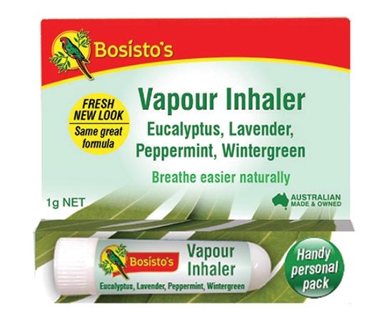 Bosistos Nasal Inhaler 1g