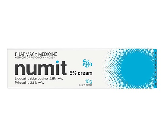 Ego Numit 5% Cream 10g