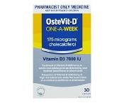 OSTEVIT D ONE A WEEK 30 CAP S3