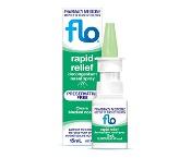 Flo Rapid Relief Nasal Spray 15ml