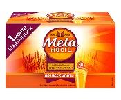 Metamucil Fibre Supplement Smooth Orange 5.9g x 30 Sachets