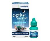 Optive Lubricant Gel Eye Drops 10ml
