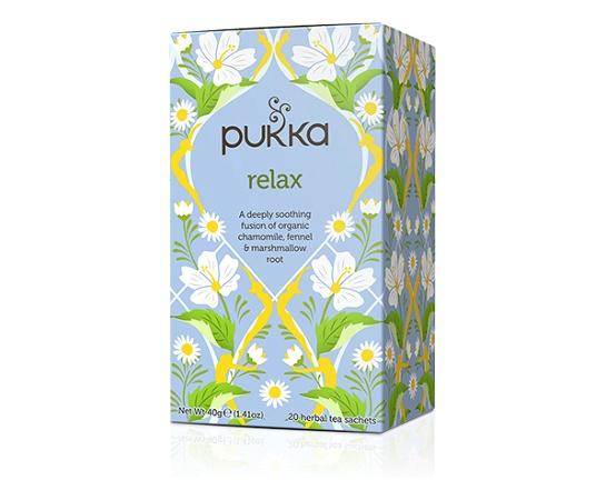 Pukka Relax Tea Bags 20 Pack