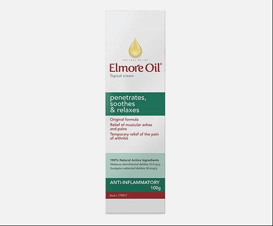 Elmore Oil Original Cream 100g