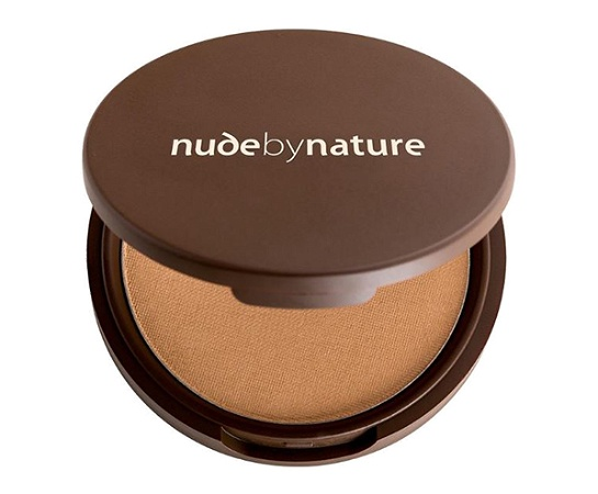 Nude by Nature Pressed Mineral Cover Tan 10g