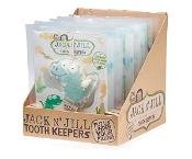 Jack n Jill Tooth Keepers Bag (Designs Vary)