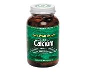 Green Nutritionals Green Calcium Plant Source 60 Capsules