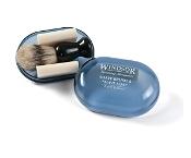 Windsor Shave Brush & Soap 2 x 30g Travel Set