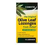 Comvita Olive Leaf Lozenges 12 Pack
