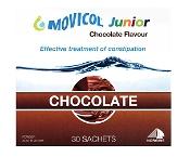 Movicol Junior Chocolate 30 Sachets