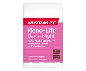 Nutra-Life Meno-Life Day + Night 60 Capsules