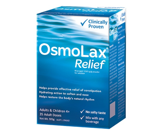 OsmoLax Relief 35 Doses 595g