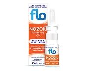 Flo Nozoil Sesame seed Oil Nasal Spray 15ml