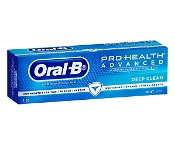 Oral B Toothpaste Pro-Health Advance Deep Clean 110g