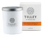 Tilley Scented Soy Candle Sandalwood 240g