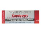 CANDACORT CREAM 30G S3