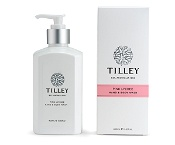 Tilley Body Wash Pink Lychee 400ml