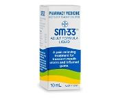 SM-33 Adult Formula Liquid l0ml
