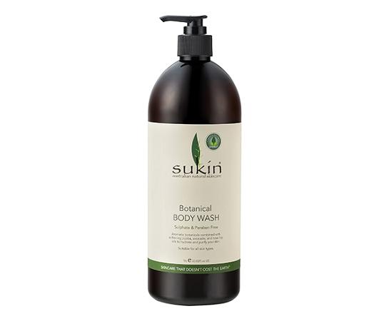 Sukin Botanical Body Wash 1 Litre