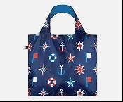 Loqi Shopping Bag Nautical Collection Classic
