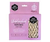 Ever Eco Tote Bag Organic Cotton Net Short Handle