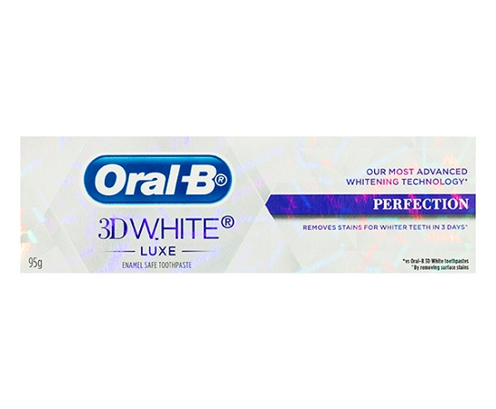 Oral B 3D White Luxe Perfection Toothpaste 95g