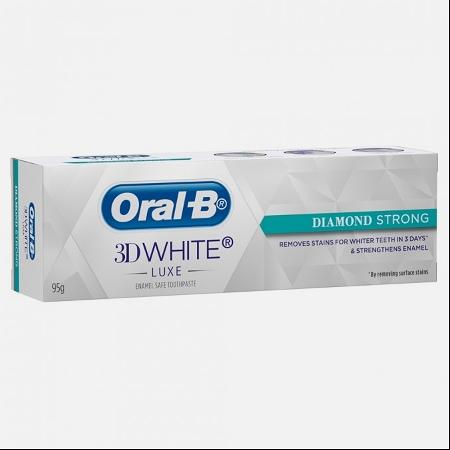 Oral B 3D White Luxe Diamond Strong 95g