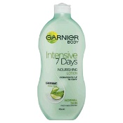 Garnier Intensive 7 Days Aloe Nourishing Lotion 400ml