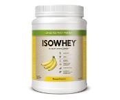 Isowhey Shake Banana Smoothie 672g