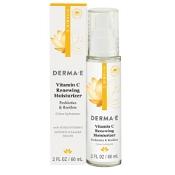 DermaE Vitamin C Moisturiser 60ml