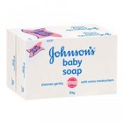 Johnsons Baby Soap 2 x 95g
